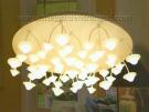 Đèn Áp Trần LED KDY010 Ø700