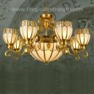 Đèn Chùm Đồng UCD9008-8 Ø1000