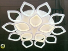 Đèn Áp Trần LED Nghệ Thuật NA-MT7244-15 Ø900