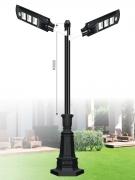 Đèn Trụ Trang Trí Sân Vườn Solar TRỤ 153 H3600