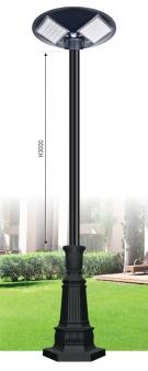 Đèn Trụ Trang Trí Sân Vườn Solar TRỤ 155 H3600