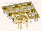 Đèn Mâm LED EU-ML8436 600x600