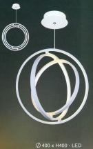 Đèn Thả LED Nghệ Thuật NA-T3075 Ø400