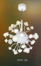 Đèn Thả LED Nghệ Thuật NA-T8193 Ø500