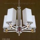 Đèn Chùm Inox UCC8022 Ø600