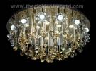 Đèn Áp Trần Pha Lê LED Đổi Màu PN89229 Ø800