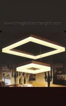 Đèn Thả Led Nghệ Thuật KDY299 600x600