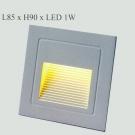 Đèn Âm Cầu Thang LED 1W LH-ACT607