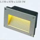 Đèn Âm Cầu Thang LED 3W LH-ACT608