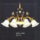 Đèn Chùm Châu Âu EU-C12 Ø760