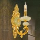 Đèn Tường Nến Đồng Đá UVD9290-1