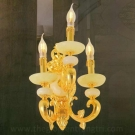 Đèn Tường Nến Đồng Đá UVD9290-3