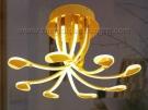 Đèn Áp Trần LED KDY018 Ø600