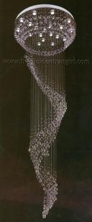 Đèn Thả Pha Lê UFT9011 Ø850xH2400