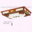 Đèn Ốp Trần LED Hàn Quốc EU-MG002 1000x700