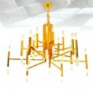 Đèn Chùm LED Nghệ Thuật EU-C22 Ø850
