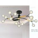 Đèn Chùm LED Nghệ Thuật EU-C23 Ø750