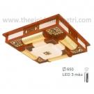 Đèn Ốp Trần LED Hàn Quốc EU-MG010 650x650