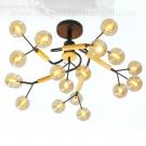 Đèn Chùm LED Nghệ Thuật EU-C25 Ø850