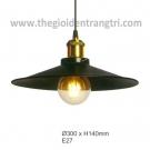Đèn Thả TBD-F23 Ø300