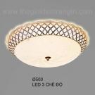 Đèn Ốp Trần LED KH-OPLH129 Ø500