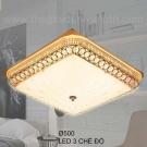 Đèn Ốp Trần LED KH-OPLH91 500x500