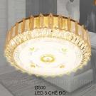 Đèn Ốp Trần LED KH-OPLH131 Ø500