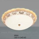 Đèn Ốp Trần LED KH-OPLH49 Ø500