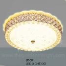 Đèn Ốp Trần LED KH-OPLH86 Ø500