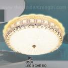 Đèn Ốp Trần LED KH-OPLH73 Ø500