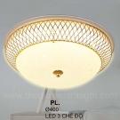 Đèn Ốp Trần LED KH-OPLH115 Ø400