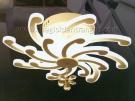 Đèn Áp Trần LED KDY025 Ø800