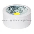 Đèn LED Gắn Nổi ERA-LTT10W Ø115