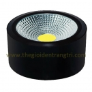 Đèn LED Gắn Nổi ERA-LTD10W Ø115