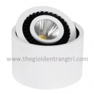 Đèn LED Gắn Nổi ERA-LTT7W Ø90