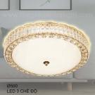 Đèn Ốp Trần LED KH-OPLH21 Ø500