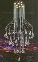 Đèn Thả Pha Lê UTL3356-37