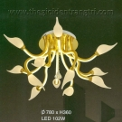 Đèn Chùm Led Nghệ Thuật EU-C2091 Ø780