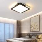 Đèn Trang Trí Ốp Trần LED KH-OT75V Đen 500x500