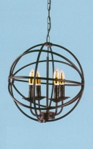 Đèn Thả Nghệ Thuật NA-T26 Ø400