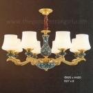 Đèn Chùm Đồng EU-CD32 Ø820