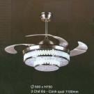 Đèn Quạt Cánh Xếp NA-QT811 Ø1100