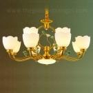 Đèn Chùm Đồng EU-CD43 Ø950