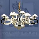 Đèn Chùm Châu Âu ERA-CC6407-6 Ø750