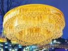 Đèn Mâm Pha Lê Led VIR286 Ø1000