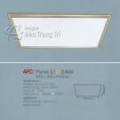 AFC Panel Led 24W 600x300