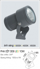 Đèn Led Pha Cột Góc 24 độ AFC 009 10W