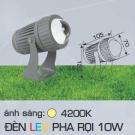 Đèn Pha Rọi LED AFC 10W