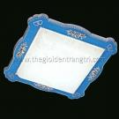 Đèn Ốp Trần Led Vuông PN87158 450x450