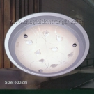 Đèn Ốp Trần Led PN67175 Ø330